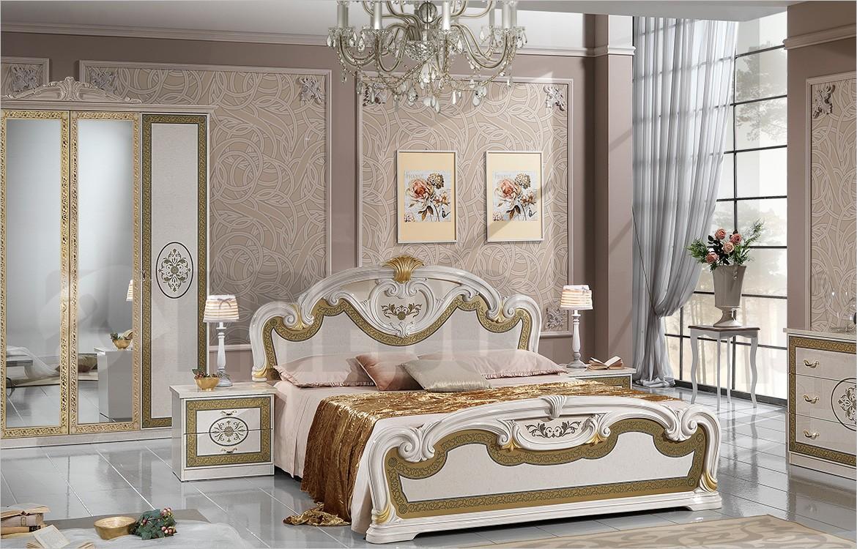 Camera da letto matrimoniale in stile classico natalie 1 for Prezzo camera da letto matrimoniale
