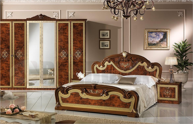 Camera da letto matrimoniale in stile classico natalie 2 for Prezzo camera da letto matrimoniale