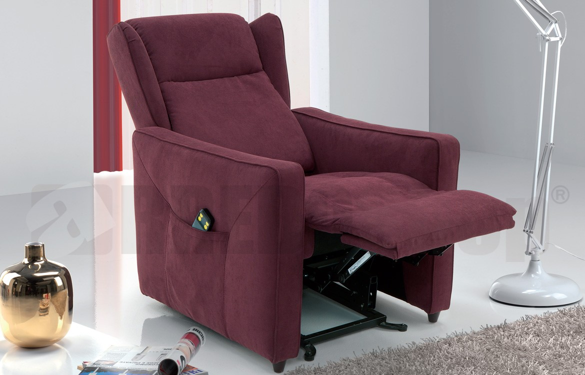 Relax armchair Jade by RELAXATION SPACE Spazio Relax ...