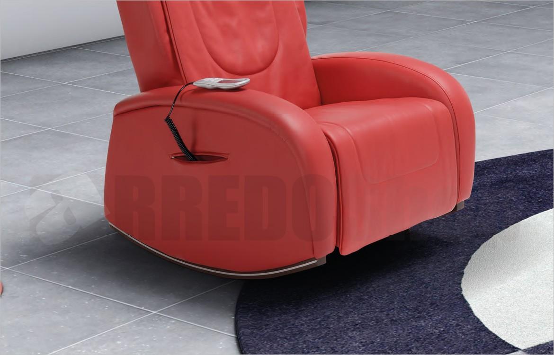 Poltrona relax massaggiante a dondolo romantica by spazio relax