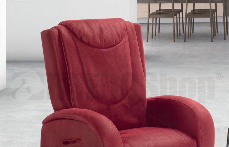 Poltrona relax massaggiante dubai by spazio relax