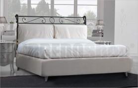 Upholstered bed Leonardo 2