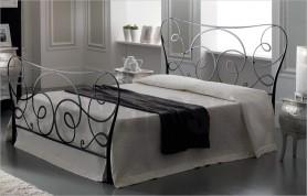 Wrought iron bed mod. Arcadia