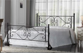Iron bed mod. Florence