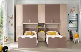 EKO 1 bedroom set with double bridge