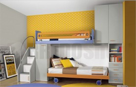 Loft bedroom set Flight C36
