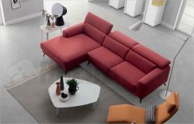 Sofa with chaise longue Floyd