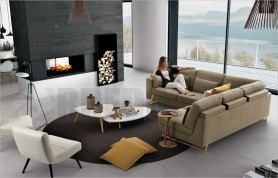 Corner sofa Alfred