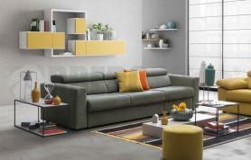 Linear sofa Fusion D1