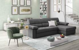 Corner sofa Fusion S3