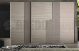 Sliding wardrobe Arrivals Axis1