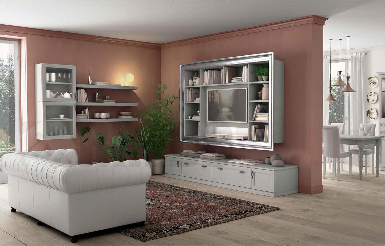Mobile soggiorno componibile arcadia as112 for Soggiorno mobili