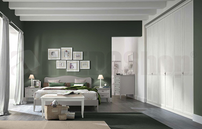 Camera da letto matrimoniale componibile arcadia am117 for Prezzo camera da letto matrimoniale
