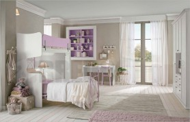 bedroom with bunk bed Arcadia AC116