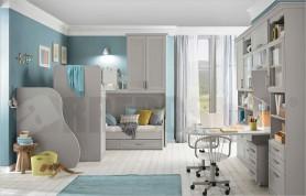 Loft bedroom set Arcadia AC129