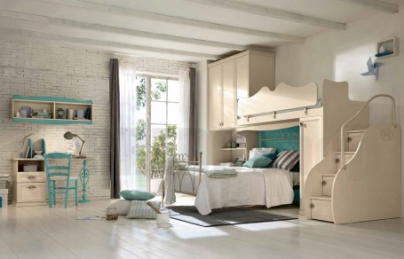 Loft bedroom set Arcadia AC130