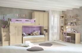 Arcadia AC133 loft bedroom set
