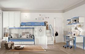 Loft bedroom set Arcadia AC134