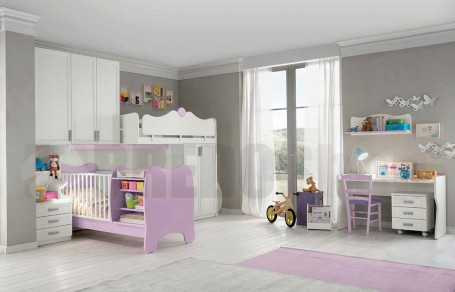 early childhood bedroom Arcadia AC137