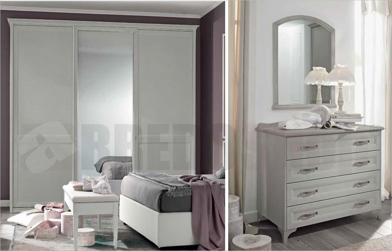 Camera da letto matrimoniale componibile ARCADIA AM113 ...