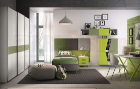 copy of Arcadia AC133 loft bedroom set