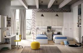 copy of Arcadia AC133 loft bedroom set