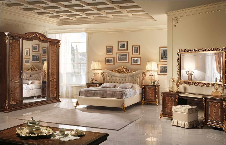 Camera Matrimoniale classica SINFONIA 1 - Arredoshop