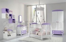 Cameretta prima infanzia Baby B501