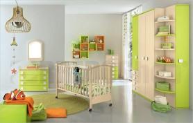Cameretta prima infanzia Baby B503