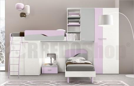 Loft bedroom set GT4038