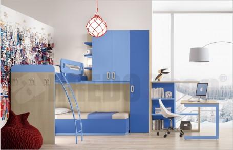 Loft bedroom set GT4023