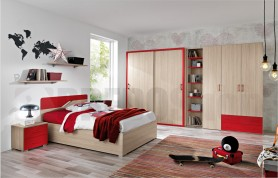 Standard closet Omnia 18