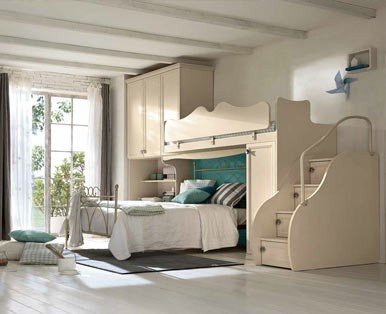 CHILDREN'S BEDROOMS COLOMBINI ARCADIA - Arredoshop