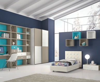 CHILDREN'S BEDROOMS GIROTONDO STANDARD-Aaa