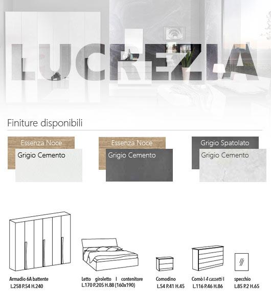 Versioni camera Lucrezia