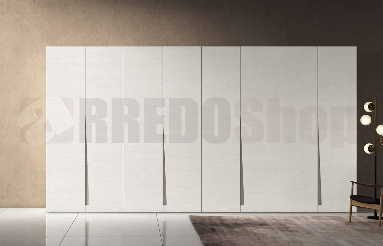 Armadio Ante A Battente.Armadio Componibile Vitalyty Con Ante Battenti Fashion 2 Vitality Armadi Frassino Bianco Puro