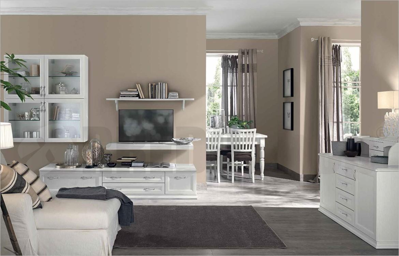 Parete attrezzata a mobili soggiorno moderno casastore salerno