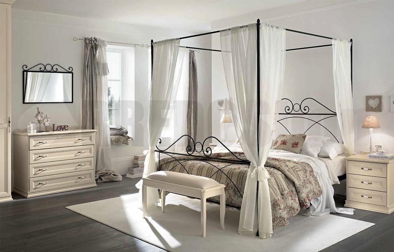 Camera da letto matrimoniale componibile ARCADIA AM124. Finiture ...