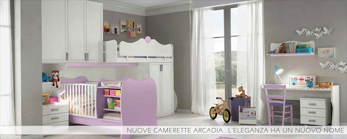 Nuove Camerette Arcadia